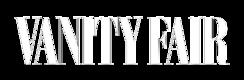 Vanity fair logo detail